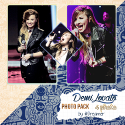Demi Lovato Photopack by 13Directioners13