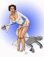 The PinUp Strikes Back by DocRedfield