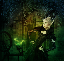 Maleficent by Blossom-Lullabies