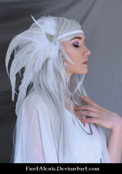In White (1) by FrostAlexis