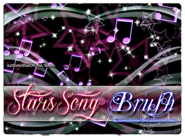 ~StarsSong.BRUSHES by JustBreatheForLove