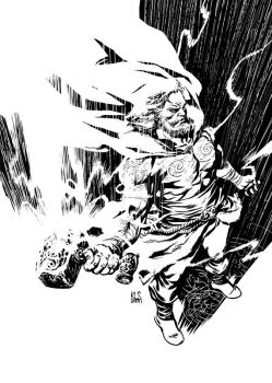 Thor by ronsalas