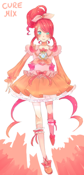 Cure Mix by Hacuubii