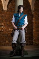 .: Flynn Rider :. Full Costume View by TheLupin