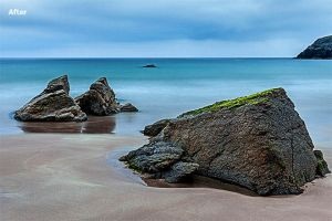 HDR Photoshop Action by loadedlandscapes