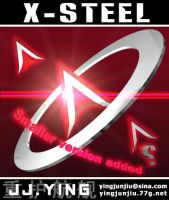 X-Steel RED by JJ-Ying