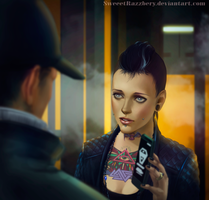 Watch_dogs by SweeetRazzbery