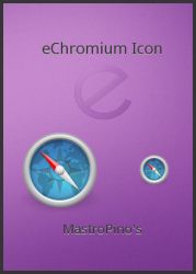 eChromium Icon by MastroPino