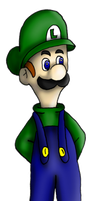 Luigi is Awesome by gamerman77