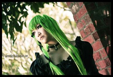 The giver of Geass by LennethXVII