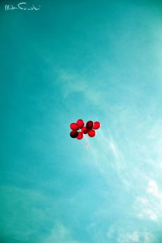 Baloons by AmareloPL