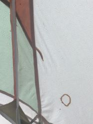 The hazzards of camping in wet weather by AleshaM