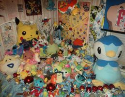 Pokemon Plush Collection
