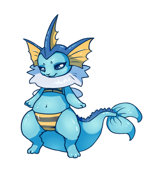 beeporeon by Wolframclaws