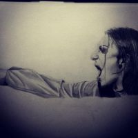 Chris Motionless by LightningInTheDark