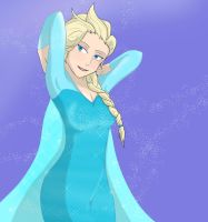 Elsa by A-Fistful-Of-Kittens
