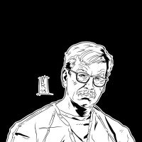 Gary Ridgway - Ink by The-Real-NComics