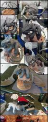 Toothless Build by Cyle