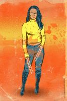 All-New Wolverine by TheCosmicBeholder