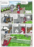 High Calorie Valerie: Power Play! Part One by drdamarcus