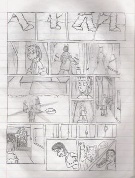 Fatal Frames Comic 3 by ShadowCorpse