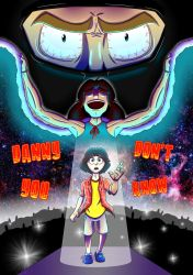 Danny Don't You Know by H-ManComics