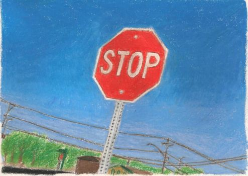 Stop in Prismacolor by Last-October