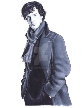 Cumberbatch. by jlfletch