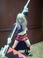 Maka from Soul Eater by MariSanomaFanFic