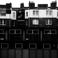 an audience of windows by davespertine