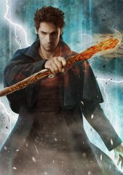 Harry / The Dresden Files by Mika-Blackfield