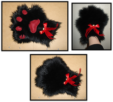 Kitty Paw Gloves by Mayo-Art