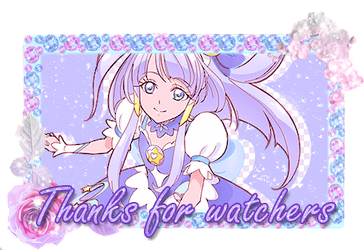 Thanks For Watchers by bloomsama