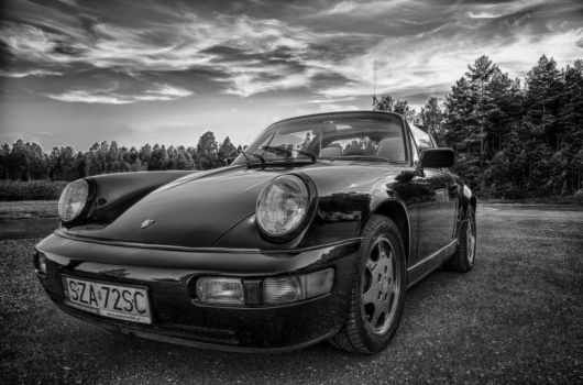 Carrera 2 HDR by Frytkasis