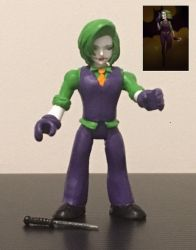 DC Custom (Flashpoint / Joker) by 2count