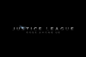JUSTICE LEAGUE: GODS AMONG US - LOGO II by MrSteiners