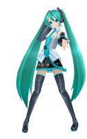 project diva f video test by erikson16