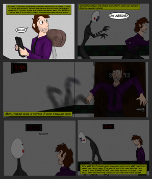 Spring-trapped #101 - Nick of Time by RuneVix