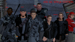 Ask us anything. ww3000 Edition. (OPEN) by Samuraiknight-1600