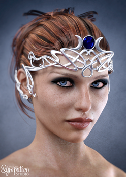 Goddess | 3D Promo by Lehira-Rutherford