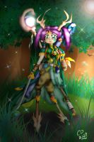 The Enchantress by Hotaru-oz