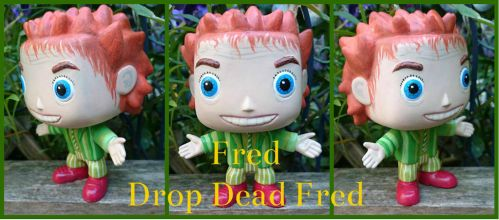Drop Dead Fred by NormalZombie