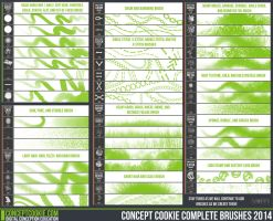 CoCo Complete Brush Download! by CGCookie