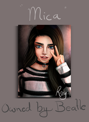Mica- Display Picture for Beatle by Roy-IMVU