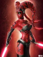 Darth Talon by kjh311