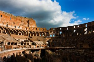 The Colosseum by imaagination