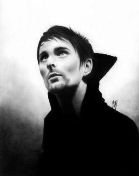 Matthew Bellamy 07.12.07 by SpiralstatiK