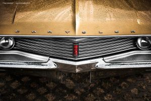 1968 Chrysler Newport Grill by AmericanMuscle