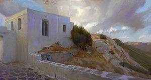 Virtual Plein Air by kristmiha