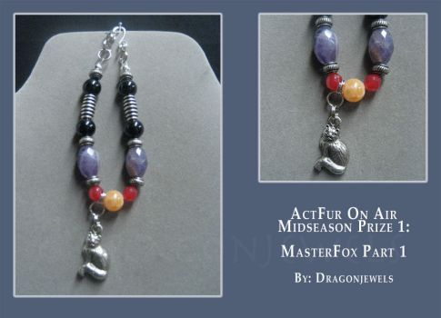 AFOA Midseason Prize: MasterFox Part 1 by dragonjewels